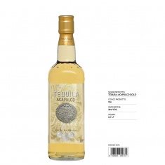 Tequila Acapulco Gold 0,7lt