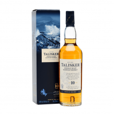 Talisker 10 Anni Single Malt Scotch Whisky Ast.70cl