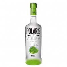 Vodka Polaris & Menta 1 lt